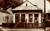 Shotgun House in New Orleans
